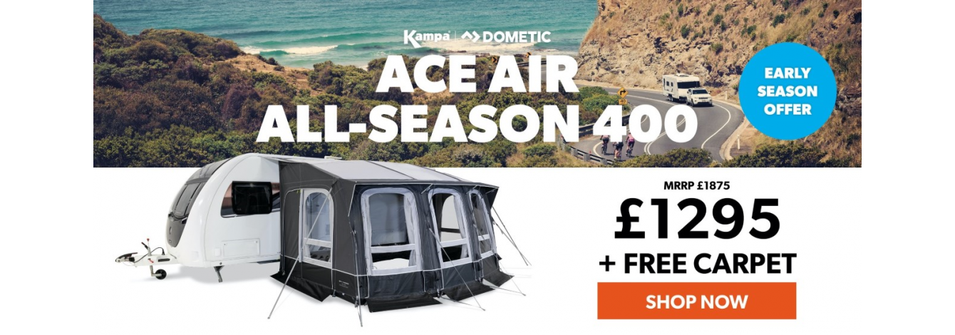 Kampa Dometic Ace All Season 400