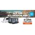 Kampa Dometic All Season Ace Air 400 2020 Caravan Awning