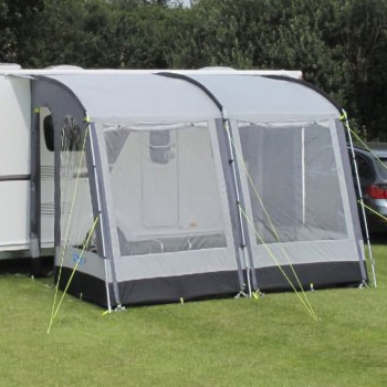 Kampa Rally 330 Grey Caravan Awning