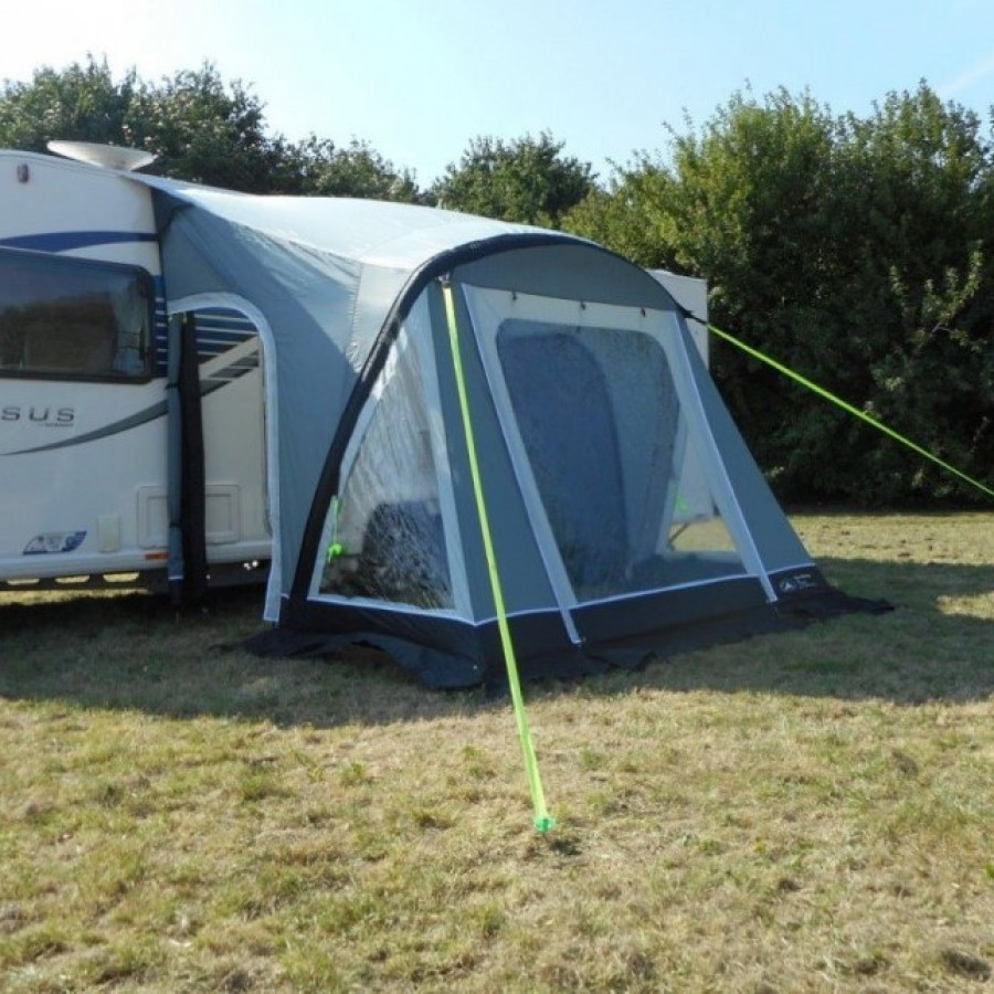 Sunncamp Swift 260 Deluxe awning 2015