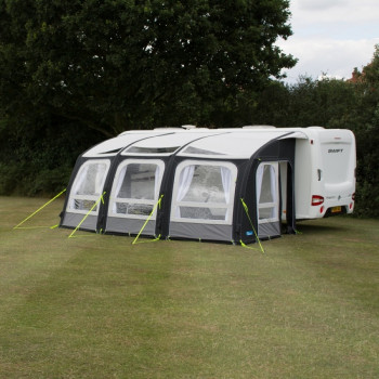 Kampa Ace Air Pro 500 Caravan Awning LAST ONE