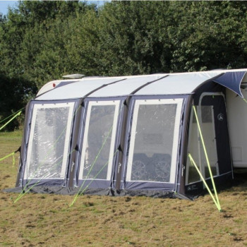 Sunncamp Ultima Air 390 Super Deluxe Blue