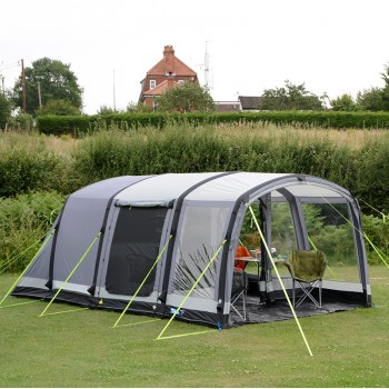 Kampa Hayling 4 Pro Air 2018 Tent Package