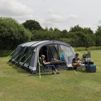 Kampa Croyde 6 Air Pro 2018 Tent Package