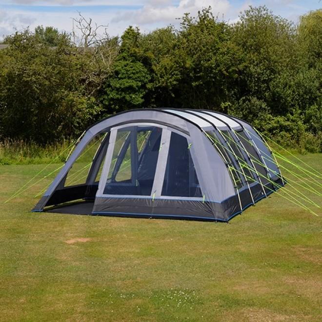 Kampa Texel 6 2018 Tent Package