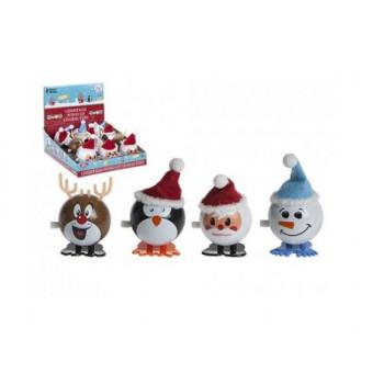 Christmas WindUp Toys (Penguin)