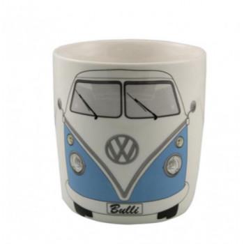 VW Collection Official Volkswagen Mug (blue VW)