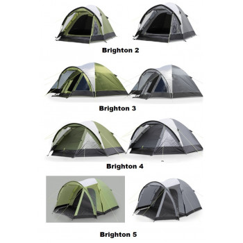 Kampa Dometic Brighton Poled Tents