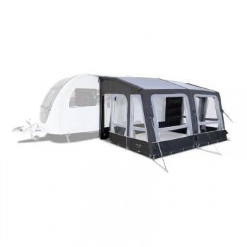 Kampa Dometic Grande Air All-Season 390 2020 Caravan Awning