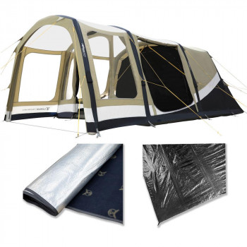 Lichfield Falcon 4 Berth Air Tent Package 2021
