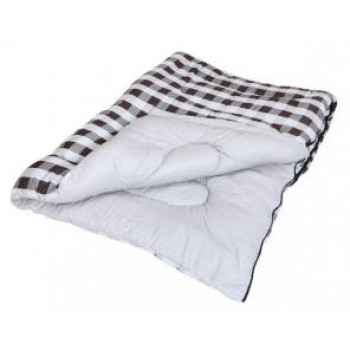 Quest Leisure Grey Check 52óz Sleeping Bag