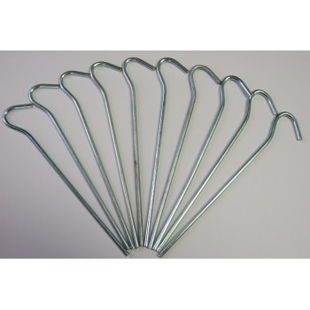 "7"" (18cm) Wire Peg Pack of 10"