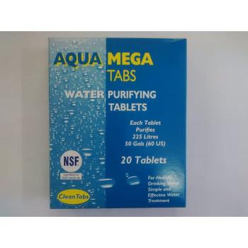 Aqua Mega Tabs (20)