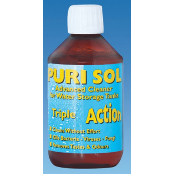Puri Sol Advanced Cleaner for Water Storage Tanks