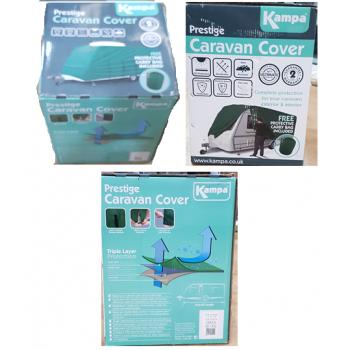 Kampa Caravan Cover's