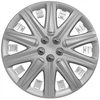 Streetwize Boston Wheel Cover Set 15""