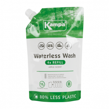 Kampa Waterless Wash 1L Eco Pouch