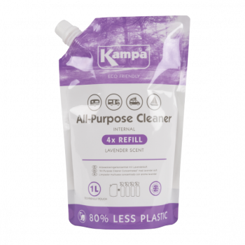 Kampa All-Purpose Cleaner 1L Eco Pouch