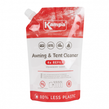 Kampa Awning & Tent Cleaner 1L Eco Pouch