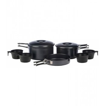 Vango 4 Person Non Stick Cookset