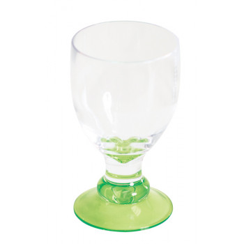 Quest 'Elegance' Bella Goblet - Lime