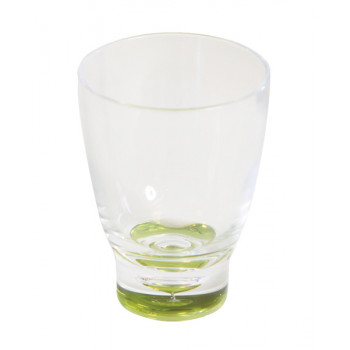 Quest 'Elegance' Low Tumbler - Lime