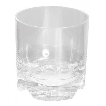 Quest 'Everlasting' Low Tumbler - Clear