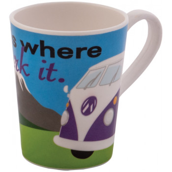 Quest Mug (Camper) - Home Is Where You PARK it