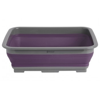 Outwell Collaps Washing Bowl Plum
