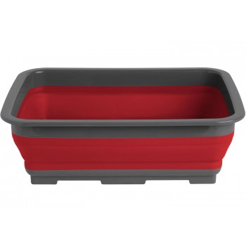 Outwell Collaps Washing Bowl Red