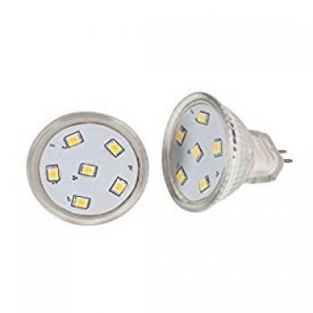 Kampa GU4 MR11 6 LED Bulbs