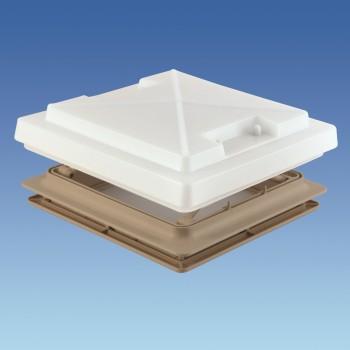 280 x 280mm Rooflight Flynet Beige