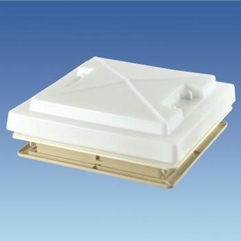 280 x 280mm Rooflight Flynet White