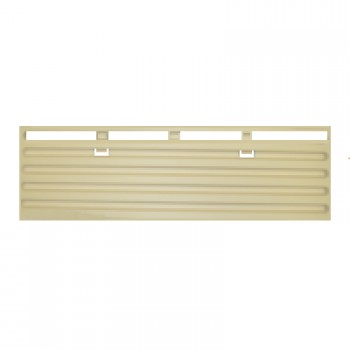 Thetford SRC Fridge Vent Cover Cream