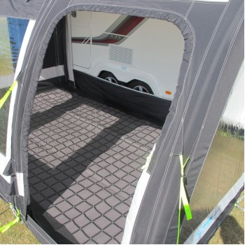 Kampa Fiesta Air 280 Continental Cushioned Carpet