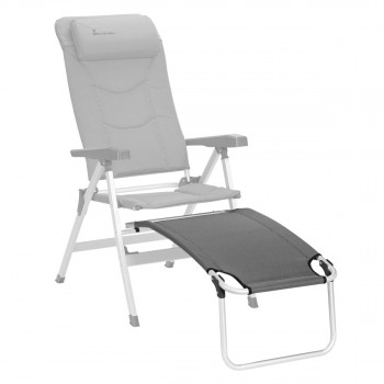 Isabella Footrest Light Grey
