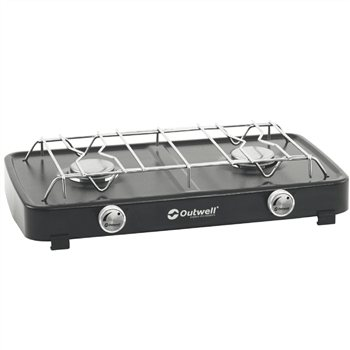 Outwell Deluxe Chef Cooker 2 Burner