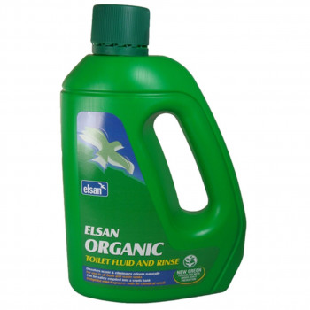 Elsan Organic Toilet Fluid & Rinse 2L