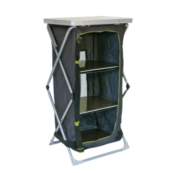 Quest Elite Quick-Up Medium Wardrobe Unit