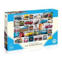 Gibsons VW Campervan Jigsaw (1000 pc)