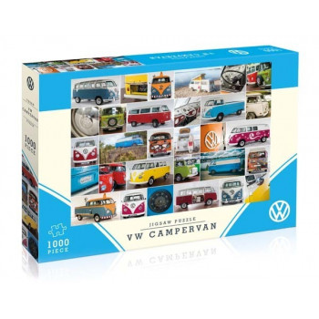 Gibsons VW Campervan Jigsaw (1000 pc)
