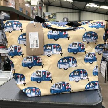 Eco-Chic Large Cooler Bag - Caravans