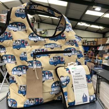 Eco-Chic Weekend Bag - Caravans