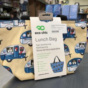 Eco-Chic Lunch (cool) Bag - Caravans