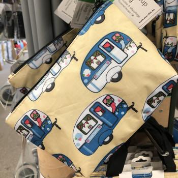 Eco-Chic Makeup Bag - Caravans