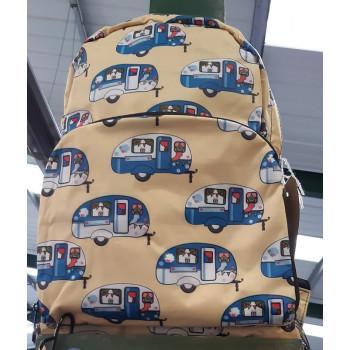 Eco-Chic Backpack - Caravans