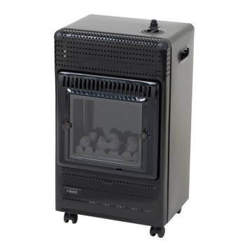 Quest Lifestyle Living Flame 3.4kw Heater