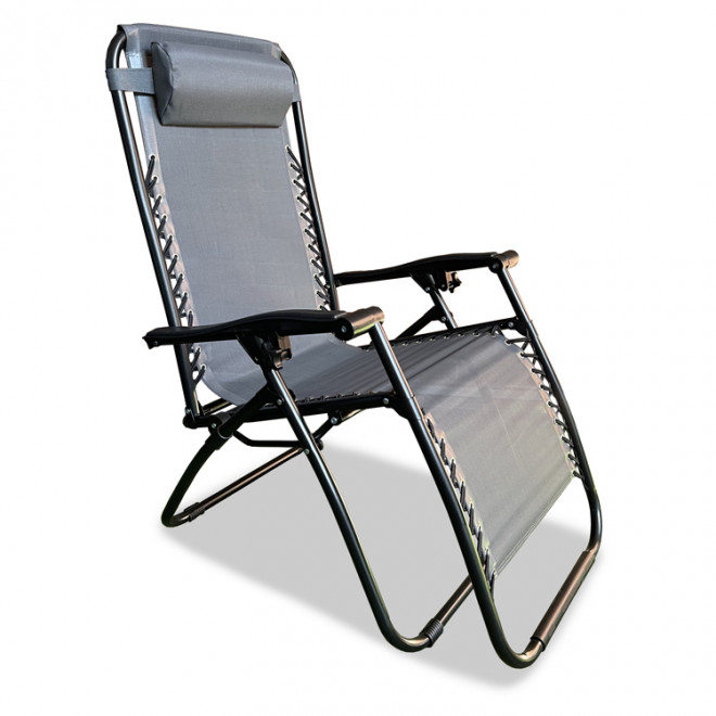 Quest Hygrove Relaxer Chair in Grey