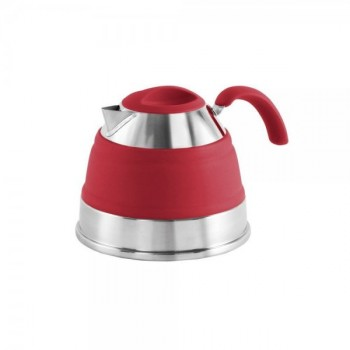 Outwell Collaps 1.5L Kettle Red