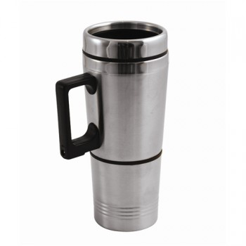 Brookstone 24V Heated Electric Mug